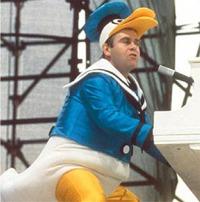 elton john donald duck