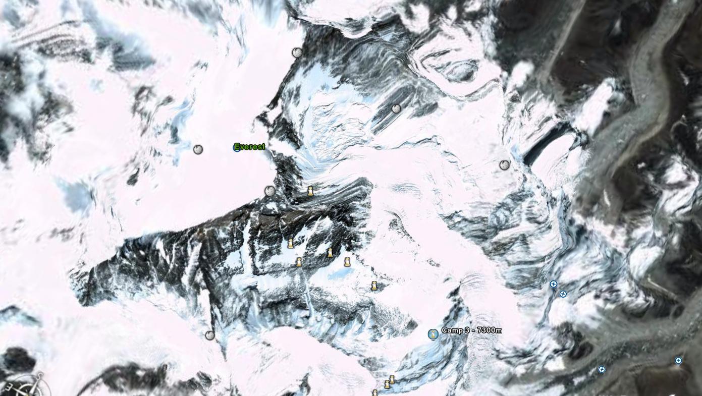 Where Is Rob Halls Body On Mt. Everest | www.imgkid.com ...