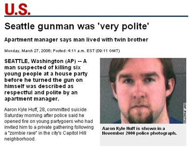seattle gunman headline